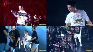 [Fancam] Next Generation 택연 Highlight - 2015 ARENA TOUR (Taecyeon テギョン 2pm)
