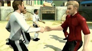 "FIFA 13 ""Street"" Wii Gameplay"