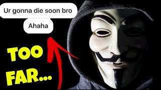 Hacker Now Sending us DEATH THREATS... (Update) | JOOGSQUAD PPJT