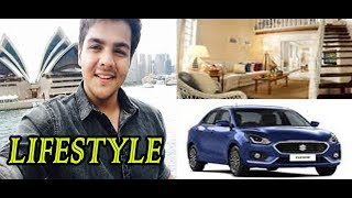 ashish chanchalani youtube income