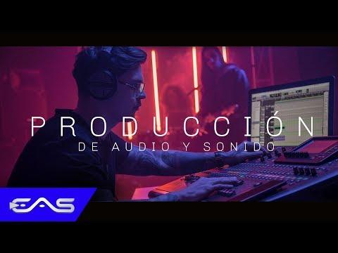 Estudia Producción de Audio y Sonido