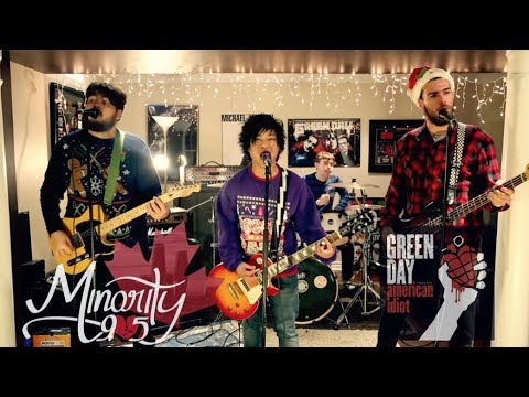 Green Day - Jesus Of Suburbia (Band Cover by Minority 905)