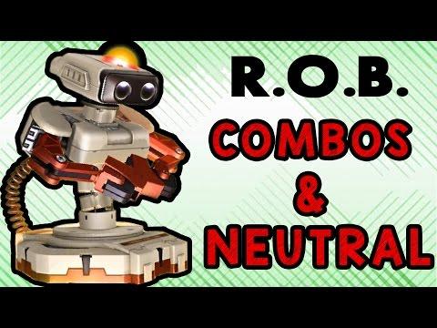 R.O.B. Combos & Neutral ft. 8BitMan