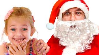 Santa Secreto - Canciones Infantiles | Maya y Mary