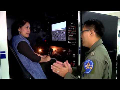 pre-onair วาไรตี้ ทูเดย์ บาย สายสวรรค์ ขยันยิ่ง ตอน เยี่ยมโรงเรียนการบิน กองทัพอากาศ