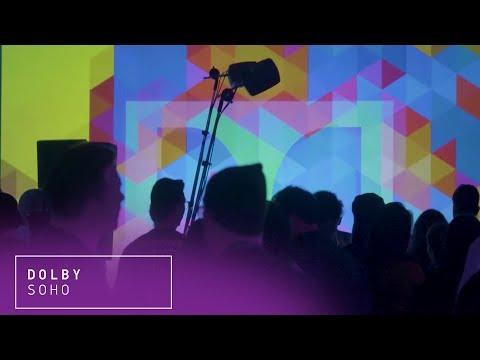 Oliver Smith Dolby Atmos Set – 477 Broadway, NY - Dolby Soho | Dolby
