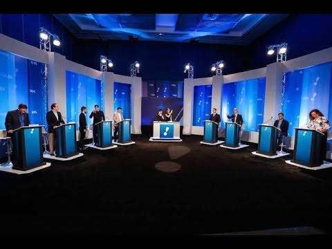 Debate com os candidatos à Prefeitura do Rio de Janeiro na RedeTV!  (completo)