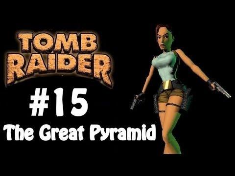 Tomb Raider I Atlantean Scion: Atlantis - The Great Pyramid