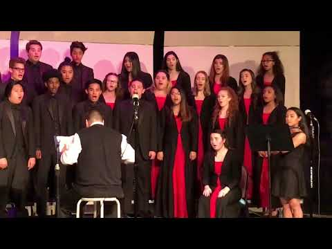 How Can I Keep form Singing - VVHS Madrigal Choir
