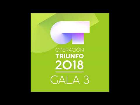 Africa - God Is A Woman - Operación Triunfo 2018