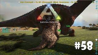 ARK: Survival Evolved (Ragnarok) #58 - Целебный отвар и прожаренный стейк