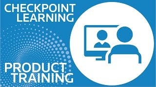 Checkpoint Learning Functionality: Admin Training - Network, Certificate, and Subscription Packages