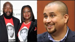 Breaking News! George Zimmerman files $100 million lawsuit against Trayvon Martin's family
