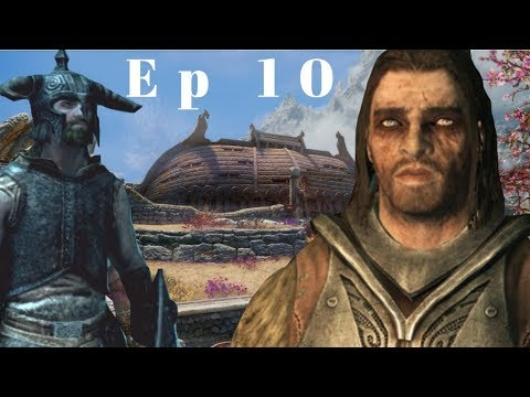 Let's Play The Elder Scrolls V: Skyrim - Ep 10