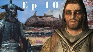 Let's Play The Elder Scrolls V: Skyrim - Ep 10