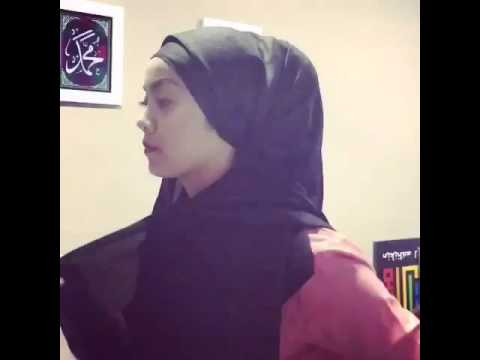 Tutorial Shawl Elfira Loy Satin Crepe Shawl Youtube