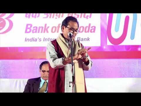 Ashok Chakradhar Recites His Famous Poem Bharat Ka Jhanda (Indian Flag)