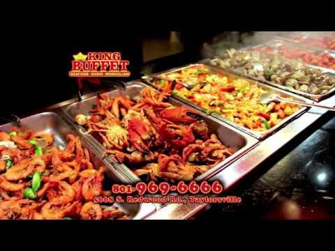 kbt3 hd king buffet grand opening taylorsville youtube rh youtube com buffets in orem utah best buffets in utah