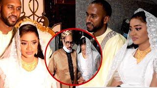 Du jamais vu, Sans «DOT» Ameth Khalifa Niass donne sa fille Salma en mariage avec un...