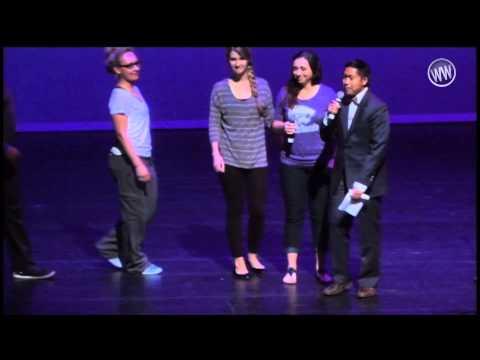 Kansas State's Greeks Got Talent 2015