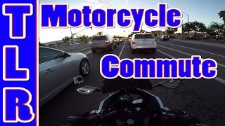 Pros & Cons Of Motorcycle Commuting | Ninja 300