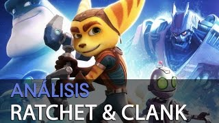 Ratchet & Clank vídeo análisis   Juegoreviews