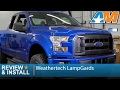 2015-2017 Ford F-150 Weathertech LampGards Review & Install