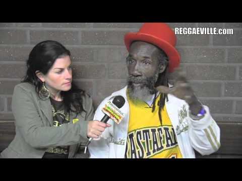 "Interview: Leroy 'Horsemouth"" Wallace @SummerJam 7/2/2011"