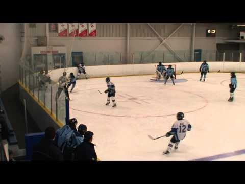 "#14 Goal 20110107 Cumberland Junior Grads 1997 Minor Bantam ""AA"" Hockey Team 2010-11 Season"
