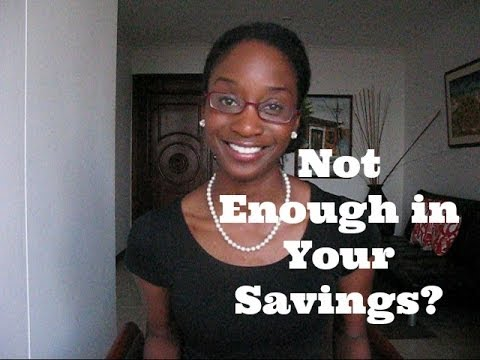 #4: Not Enough In Your Savings? Here's An Alternative