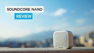 Anker SoundCore Nano Bluetooth Speaker Review!