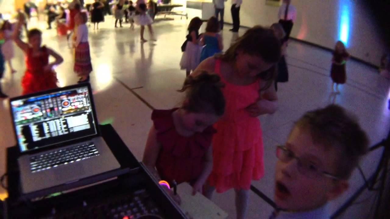 Father Daughter Dance Dj Video Log Barnum Mn Youtube