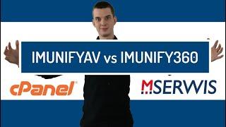 Czym różni się ImunifyAV od Imunify360? - Porównanie narzędzi dostępnych w hostingach Biznes i Ultra