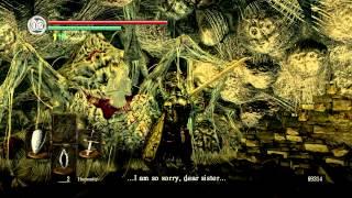 Dark Souls - Quelaan's Dialogue (The Fair Lady - Quelaag's Sister)