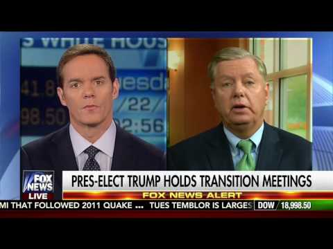 Graham Discusses Recent Cabinet Selections by President-Elect Trump