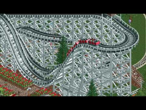 new site: RollerCoaster Tycoon Touch Article Gameplay