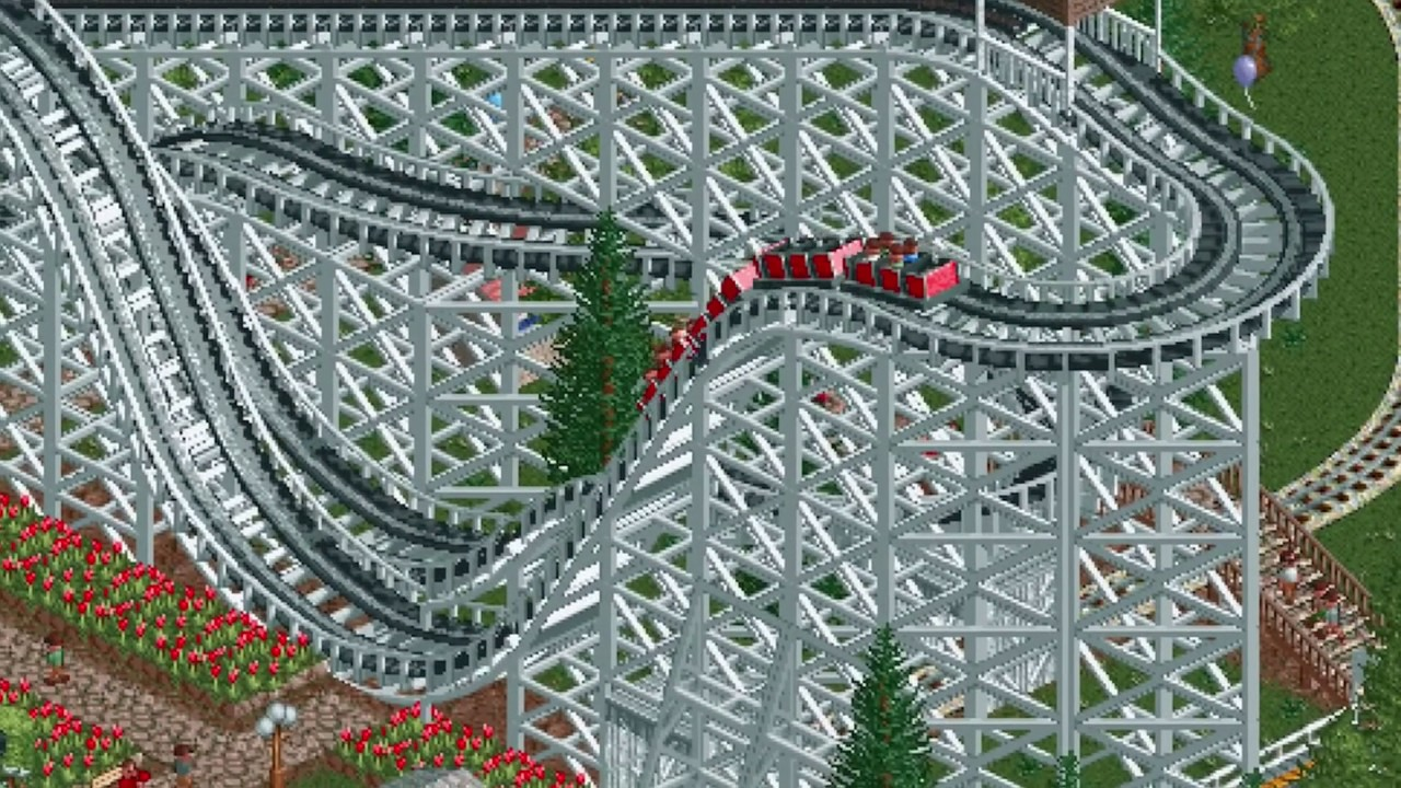 RollerCoaster Tycoon Classic - RollerCoaster Tycoon - The Ultimate