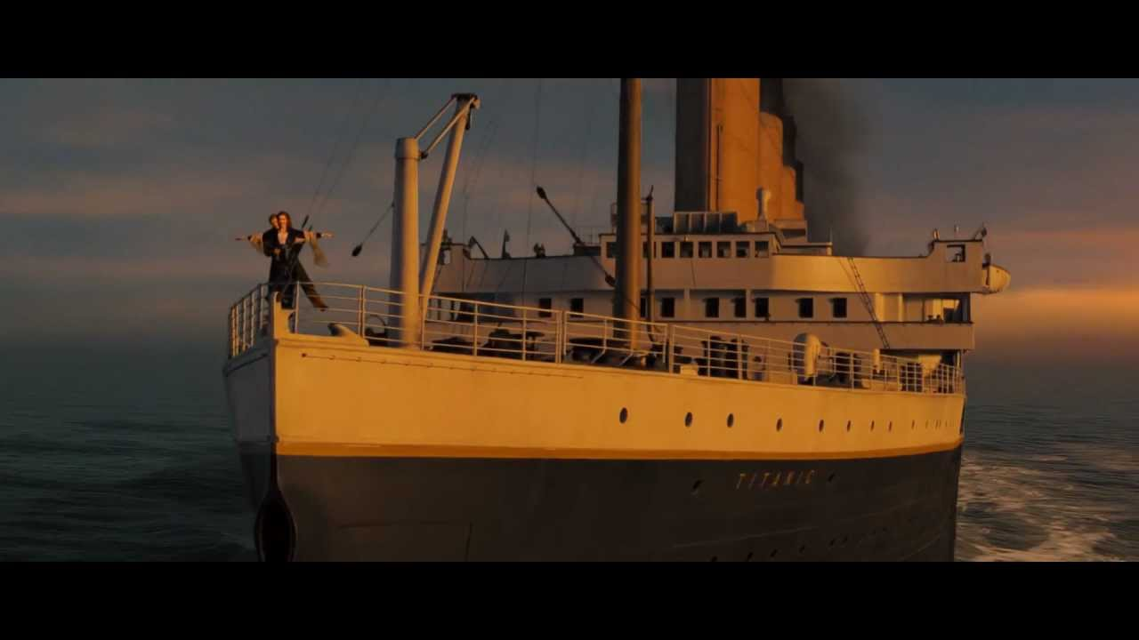 Titanic Official Trailer 2012 Youtube