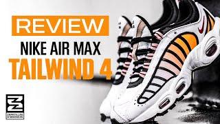 ¡Review de LAS NUEVAS zapatillas NIKE AIR MAX TAILWIND 4! ► [¡GENIALES!]