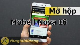 Mở hộp và Trên tay nhanh Mobell Nova I6 | www.thegioididong.com