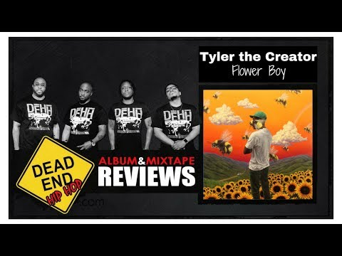 Tyler, the Creator - Flower Boy Album Review | DEHH