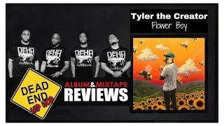 Tyler, The Creator - Flower Boy Album Review   DEHH