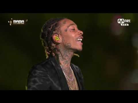 Free Download 160202 [2016 Mama] Wiz Khalifa Young, Wide & Free + See You Again Mp3 dan Mp4