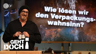 Thorsten Sträter über Plasikseuche – Was tun gegen Müll?