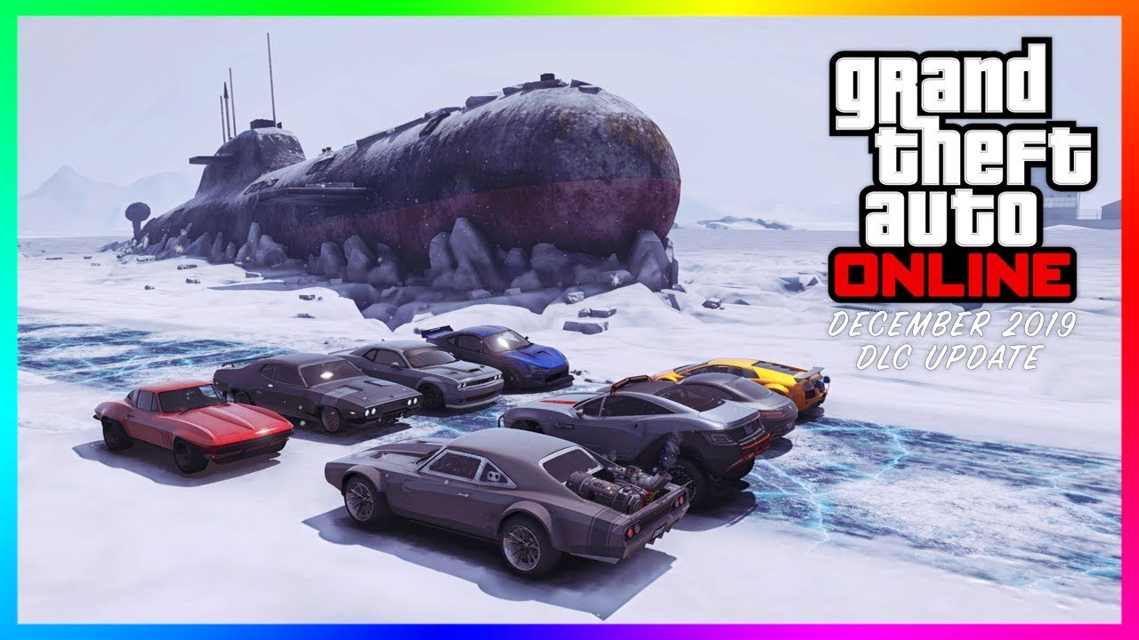 Gta 5 Christmas December 2020 GTA 5 Online December 2019 DLC Update   GOOD NEWS! Rockstar's