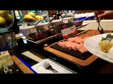 Solaire Resort and Casino Breakfast buffet