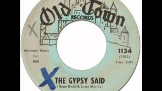 THE FIESTAS - The Gypsy Said [Old Town 1134] 1963