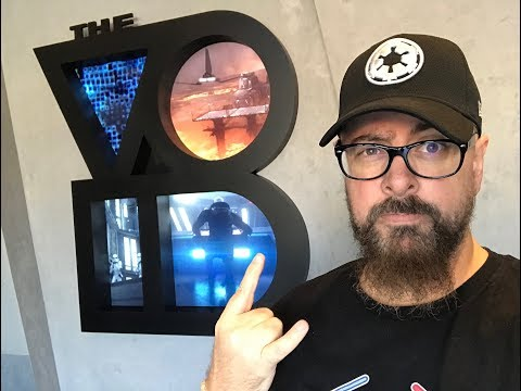 We Get Fully Immersed In The World Of Star Wars With Secrets Of The Empire VOID Virtual Reality