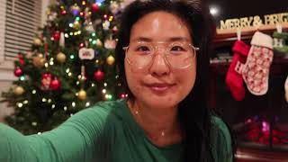 Vlogmas 2020: Week 2 Advent Catch Up, Knitting Chunky Blankets, Hot Choco Recipe, &amp Christmas Market