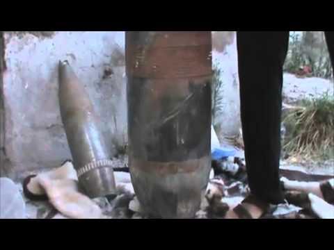 Syria's Dirty Dozen: The M-240